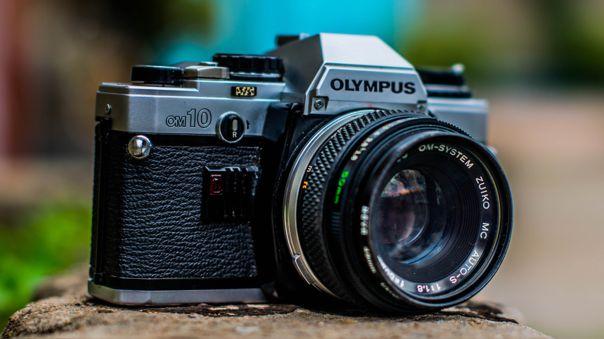 Olympus es un jugador histórico en las cámaras fotográficas.