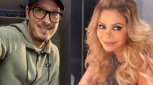 Cristian Rivero asegura que está agradecido con Gisela Valcárcel.