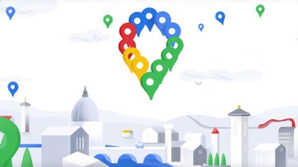 Google Maps actualiza su voz.