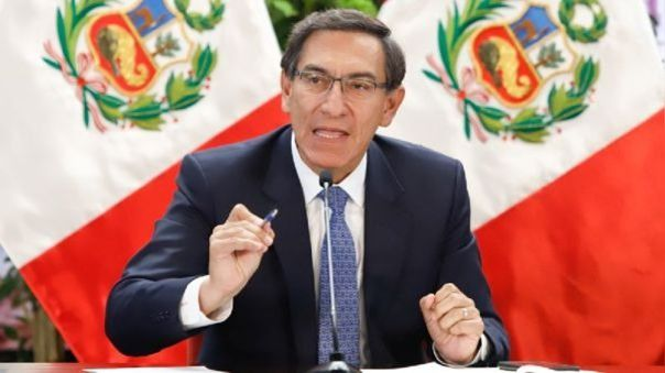 Martín Vizcarra se refirió a las autoridades de Tacna