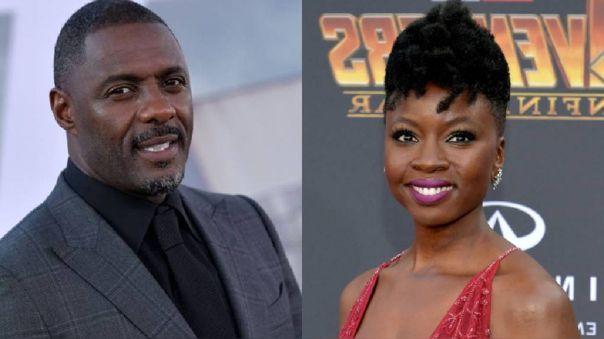Idris Elba, Danai Gurira