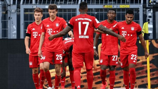 Según prensa alemana, volante titular del Bayern Munich quiere dejar el club