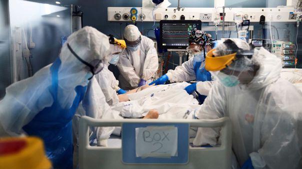 Atención paciente covid-19