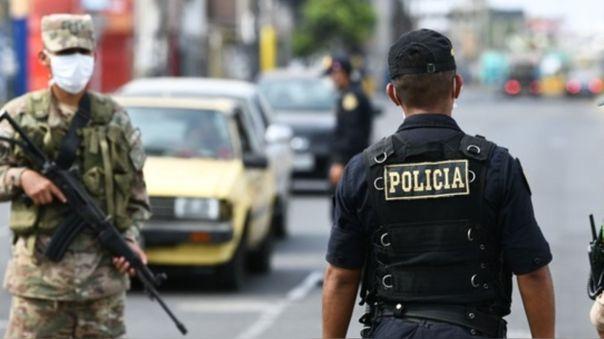 Alcaldes piden que una vez que se levante el Estado de Emergencia, el toque de queda se mantenga para mantener la seguridad ciudadana.