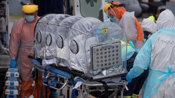 La zona metropolitana de Santiago es el principal foco de la pandemia y es donde la red hospitalaria está más saturada.
