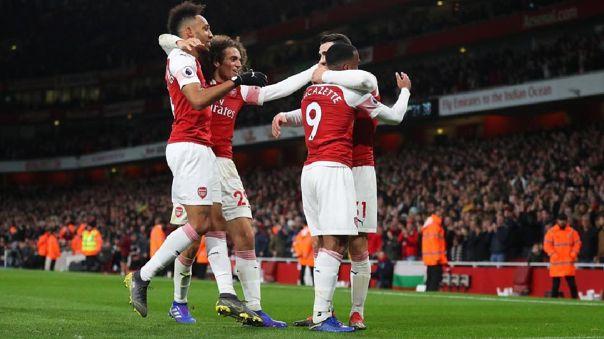Arsenal se ubica en el puesto 11 de la Premier League