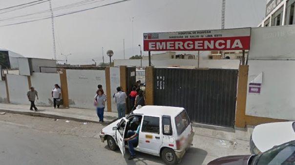 Hospital de Huaycán