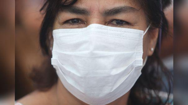 """""""Cuandoestamos con la mascarilla puesta nos estamos cuidando de una enfermedad que entra por las vías respiratorias"""