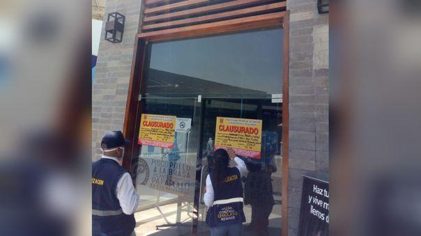 Locales de comida atendían sin tener permiso para reabrir sus negocios