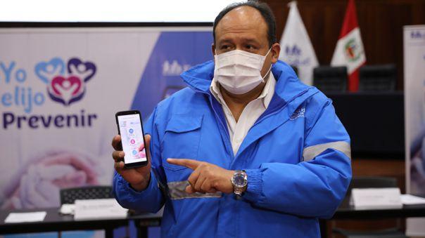 EsSalud lanzó la app #YoElijoPrevenir  para brindar orientación esencial y preventiva a familias de asegurados afectados por COVID-19.