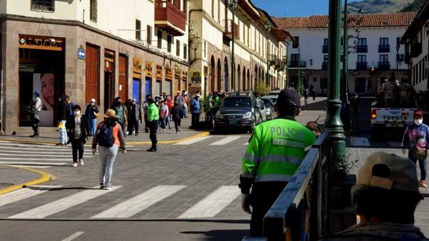 población Cusco