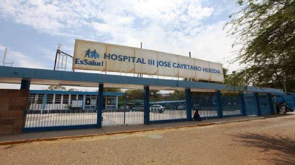 Hospital Cayetano Heredia Piura.