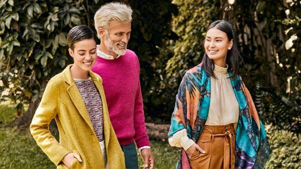La marca realiza este lanzamiento de temporada por primera vez de manera virtual y busca rendir un homenaje a la familia y los lazos de unión que se generan en casa, donde la calidez está dada por la fibra de alpaca.