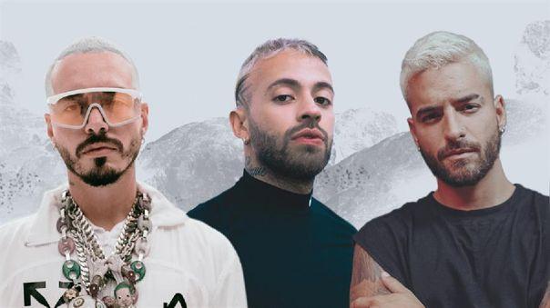 J Balvin y Maluma colaboran en el remix de
