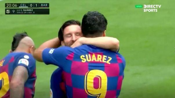 Gol de Suarez
