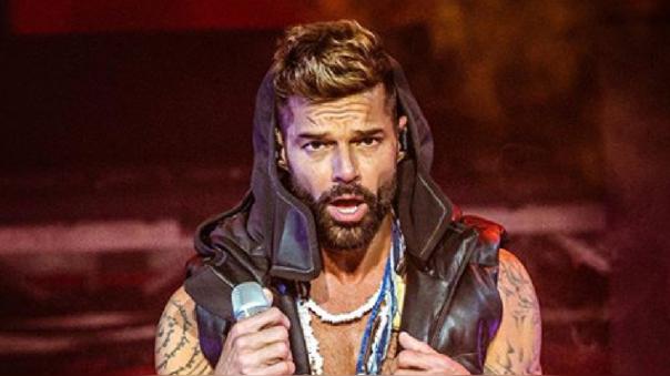 Ricky Martin se une a la recaudación de fondos para apoyar a la Amazonía.