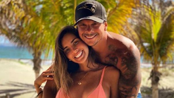 Korina Rivadeneira y Mario Hart se convertirán en padres por primera vez.