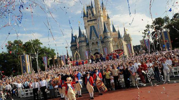 En solo media hora se completó el aforo de los primeros cinco días de los parques Magic Kingdom y Disney Animal Kingdom