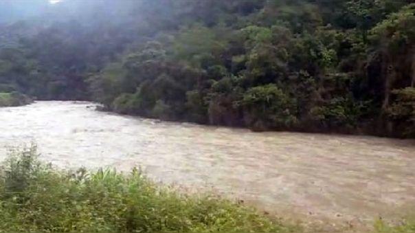 Joven desapareció en las aguas del río Vilcanota