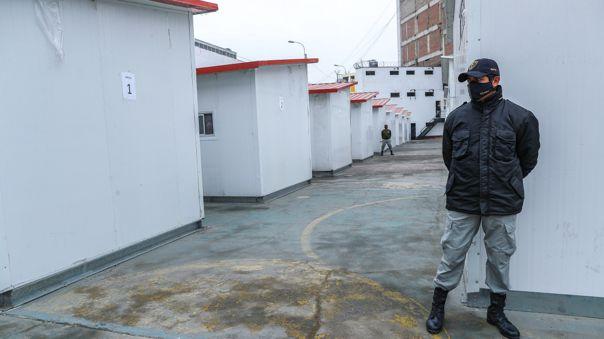 Centro de Aislamiento Temporal de Lima (ex penal San Jorge)