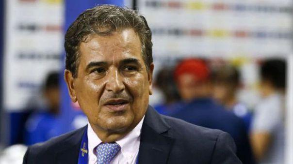 Colombiano Jorge Luis Pinto elegido nuevo seleccionador de Emiratos Árabes
