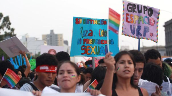 Este año la Marcha del Orgullo no se pudo realizar debido a la crisis sanitaria por la COVID-19.