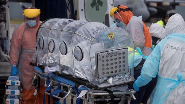 En cuanto al número de contagios confirmados, Estados Unidos tiene el primer puesto con 2 millones 548 996.