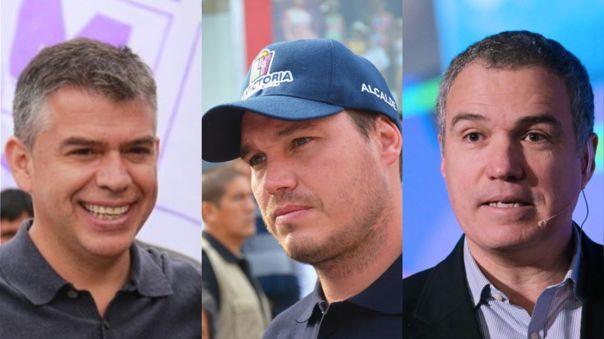 Tanto Forsyth como Del Solar se encuentran en la lista de favoritos para las elecciones presidenciales 2021. Es evidente el retroceso de Guzmán en las encuestas.