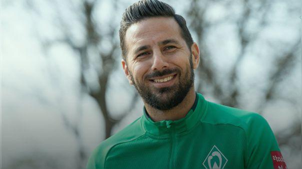Claudio Pizarro es el goleador histórico del Werder Bremen