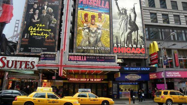 Broadway volvió a posponer la reapertura de sus teatros.