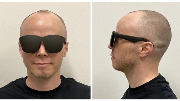 El futuro de las gafas de realidad virtual es más compacto.
