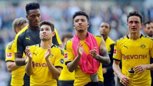Borussia Dortmund sorprende a sus seguidores: