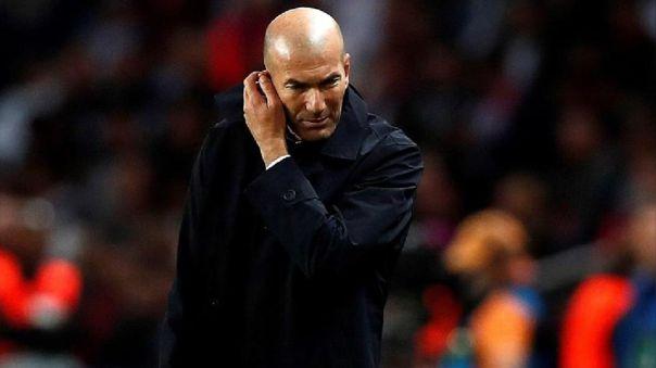Zidane se 'rompe' la cabeza: los descartes del Real Madrid para enfrentar al Getafe