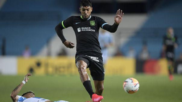 Adrián Balboa llegó a Alianza Lima en 2019
