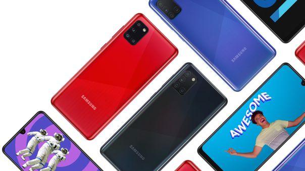 La línea A de Samsung se renueva con el Galaxy A31.