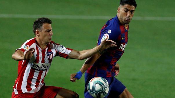 Barcelona vs. Atlético de Madrid por la fecha 33 de LaLiga