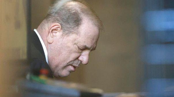 Harvey Weinstein fue condenado el pasado 11 de marzo a 23 años de prisión en Nueva York.