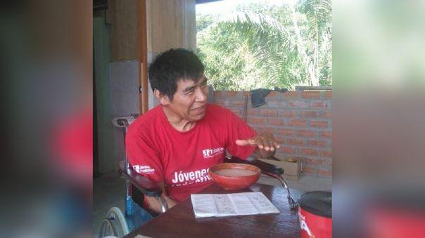 Pueblos Amazónicos rinden minuto de silencio por muerte de Santiago Manuin