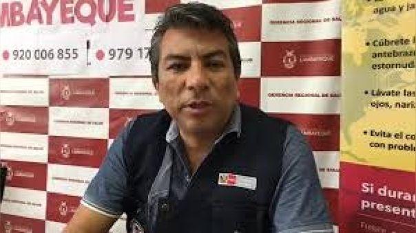 Cambian a gerente regional de Salud, Jorge Ordemar