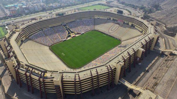El Estadio Monumental se inauguró el 2 de julio del 2000