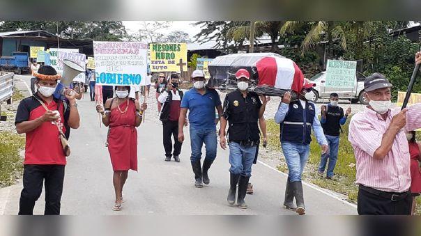 Nativos piden más atención de gobierno central
