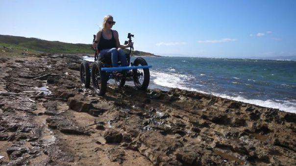 Esta no es una silla de ruedas