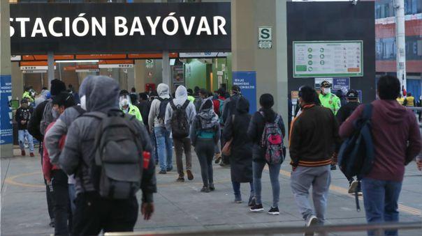 Ministros hicieron una evaluación en la Estación Bayóvar.