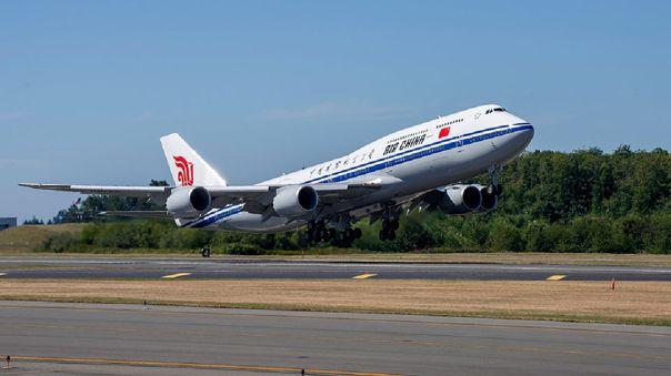 Un grande abandonará los aires: Boeing dejará de producir al mítico 747