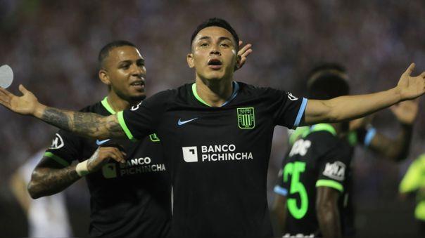 Jean Deza fue uno de los refuerzos de Alianza Lima para la temporada 2020