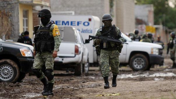 Este ataque se produce luego de que el miércoles hombres armados irrumpieron en un centro de rehabilitación y, tras poner a los 26 presentes en el suelo, los ejecutaron.