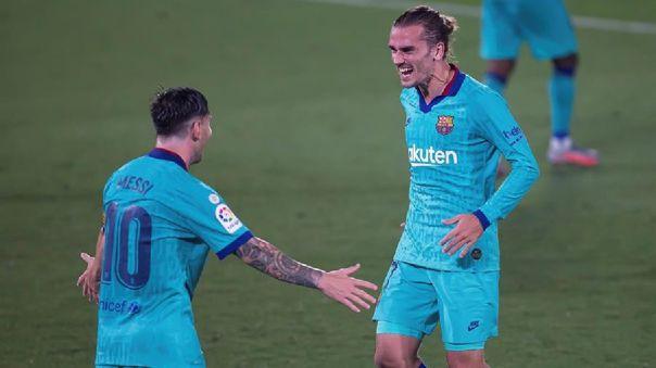 Villarreal vs. Barcelona por la fecha 34 de LaLiga