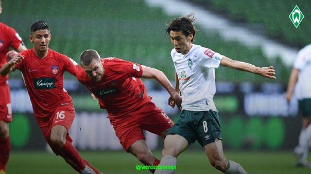 Werder Bremen vs. Heidenheim
