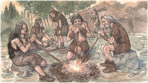 Metalurgia en la Prehistoria