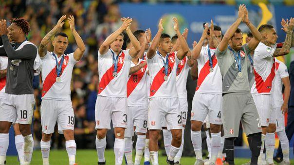 Perú llegó a la final de la Copa América tras 44 años